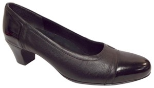 Munro American 8126 8126 Cap Toe 11m Black Pumps