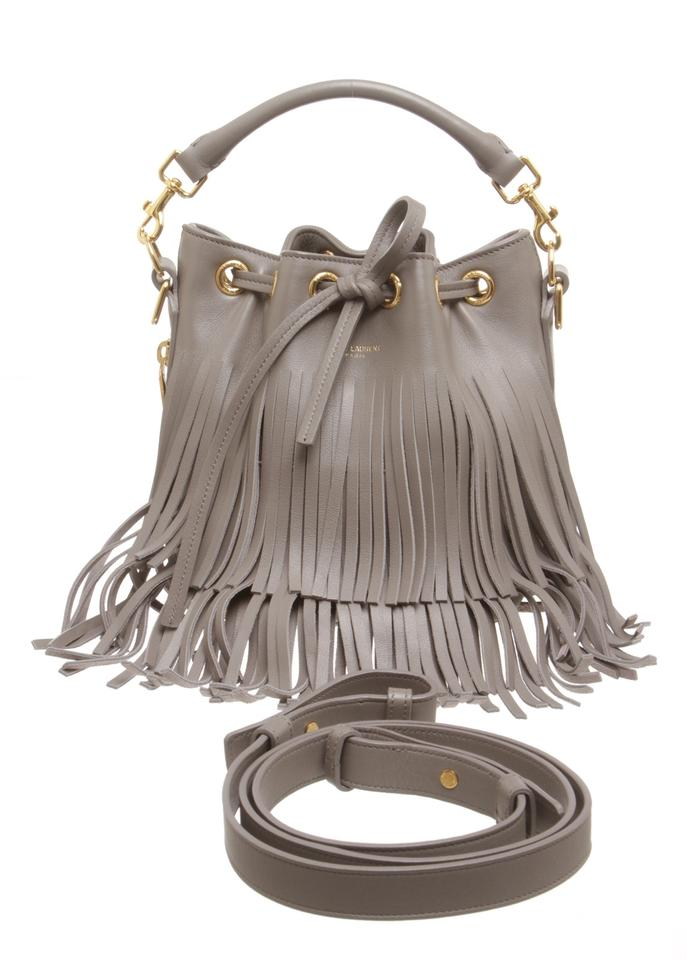 Saint Laurent Fringe Bucket Bags - Up to 70% off at Tradesy d4a21781b91a4