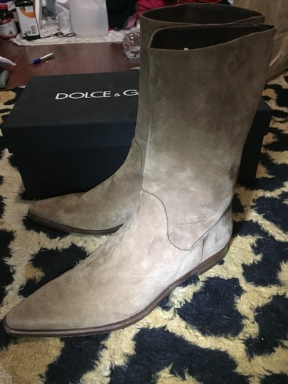 Dolce&Gabbana Brown Boots
