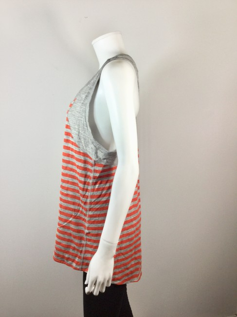 Rag & Bone Top orange gray Image 1