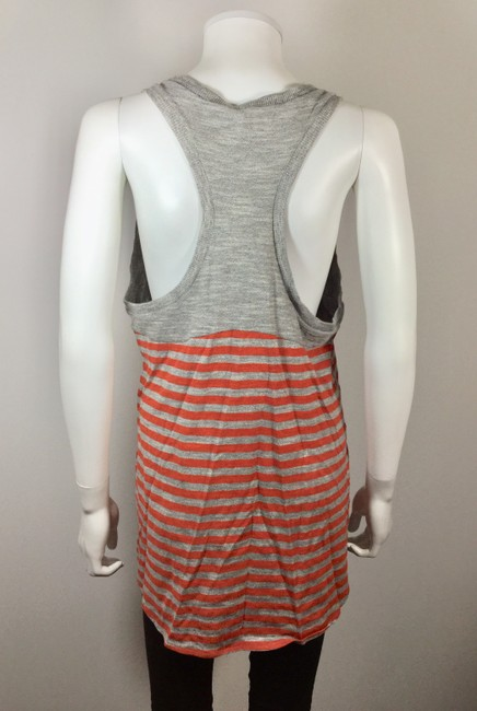 Rag & Bone Top orange gray Image 4