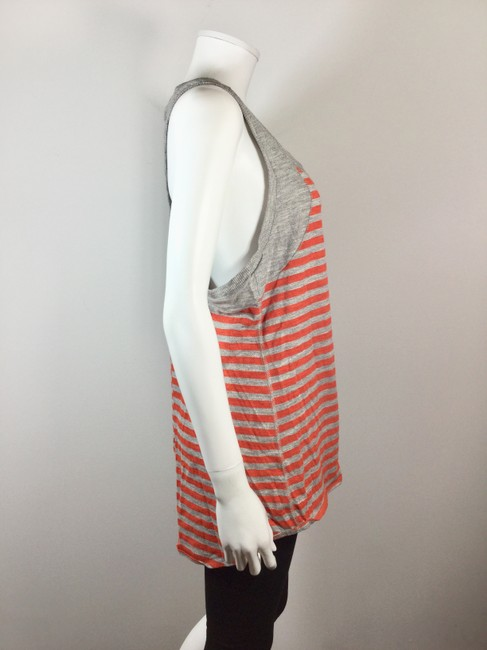 Rag & Bone Top orange gray Image 5