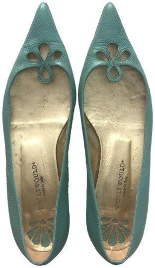 Preload https://img-static.tradesy.com/item/23584889/hollywould-turquoise-acqua-roberta-flats-size-us-85-regular-m-b-0-1-540-540.jpg