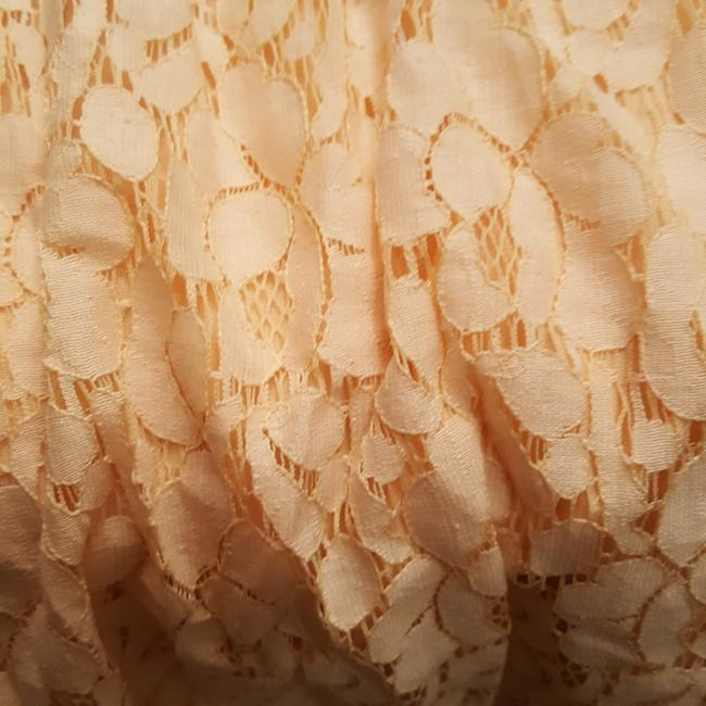 Wet Seal Lace Skirt Peach Image 1