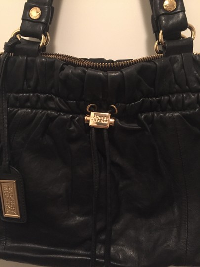 Badgley Mischka Leather Shoulder Bag