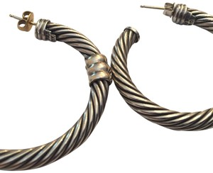 David Yurman XL hoop