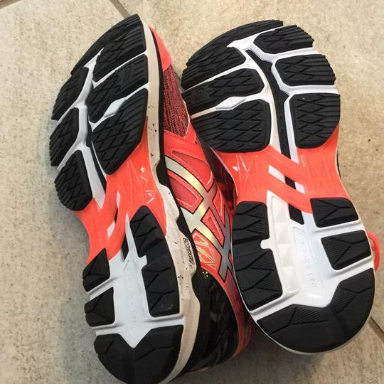 Asics orange/black Athletic Image 4