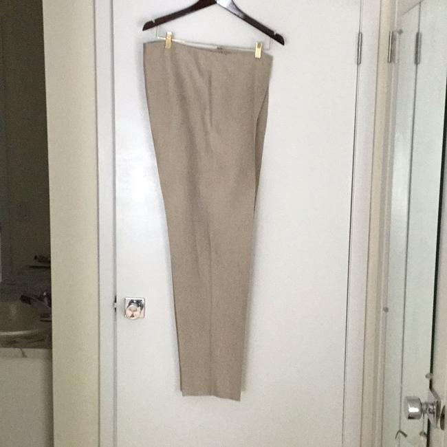 Eileen Fisher Relaxed Pants beige (tan) Image 1