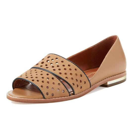 Preload https://img-static.tradesy.com/item/23586305/rebecca-minkoff-tan-sadie-perforated-leather-flats-size-us-7-regular-m-b-0-0-540-540.jpg