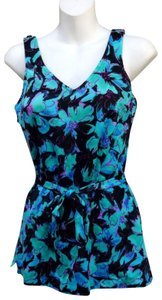 Maxine of Hollywood MAXINE OF HOLLYWOOD Women's Turquoise/purple Swimsuit