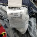 Machine Blue Distressed Rise Skinny Jeans Size 31 (6, M) Machine Blue Distressed Rise Skinny Jeans Size 31 (6, M) Image 11