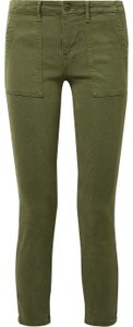 The Great. Size 28 Skinny Pants Army Green