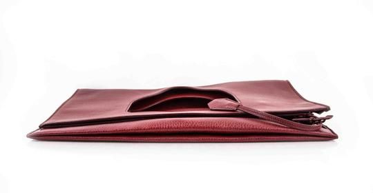 Tom Ford Red Clutch Image 7