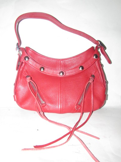 Botkier Mint Condition Great Pop Of Color Rich Chrome Accents By Hobo Bag Image 7