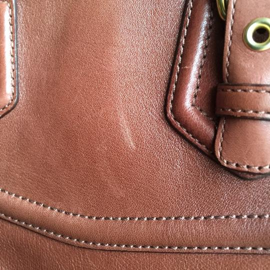 Coach Tote in Chestnut Image 2
