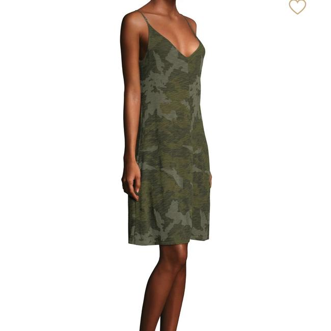 ATM Anthony Thomas Melillo short dress camo print on Tradesy Image 1