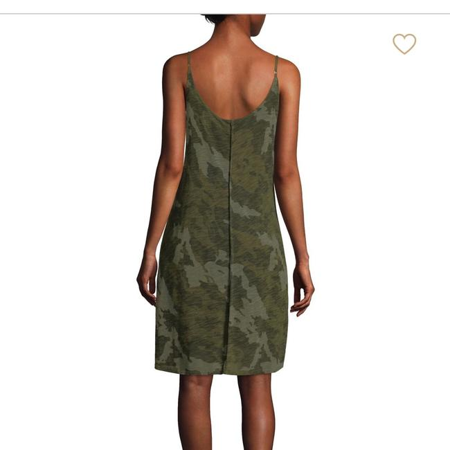 ATM Anthony Thomas Melillo short dress camo print on Tradesy Image 2
