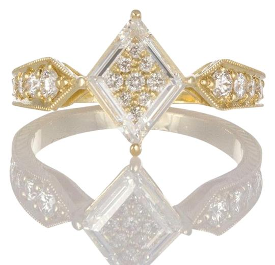Preload https://img-static.tradesy.com/item/23588665/gold-18k-yellow-and-portrait-cut-diamond-fashion-ring-0-1-540-540.jpg