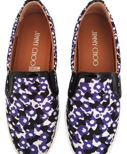 Jimmy Choo blue, purple Athletic