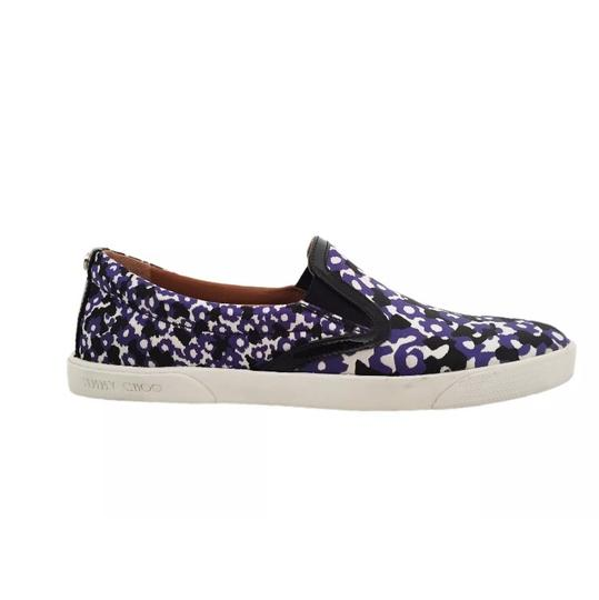 Jimmy Choo blue, purple Athletic Image 4