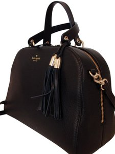 ac6002b2e56f Chester Street Small Allyn Black Leather Satchel.  150.00  359.00. Kate  Spade Satchel in Black