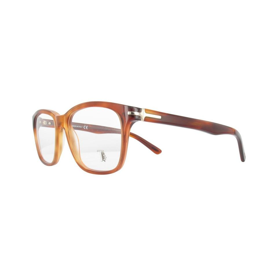 4a4e5be513e4 Tod's 056 Light Amber New To 5093 To5093 Eyeglasses Frame 52-17-145 ...