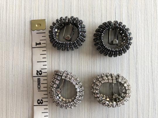 Other Clip crystal hoops Image 3