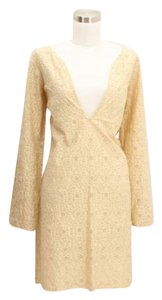Tommy Bahama short dress Beige on Tradesy