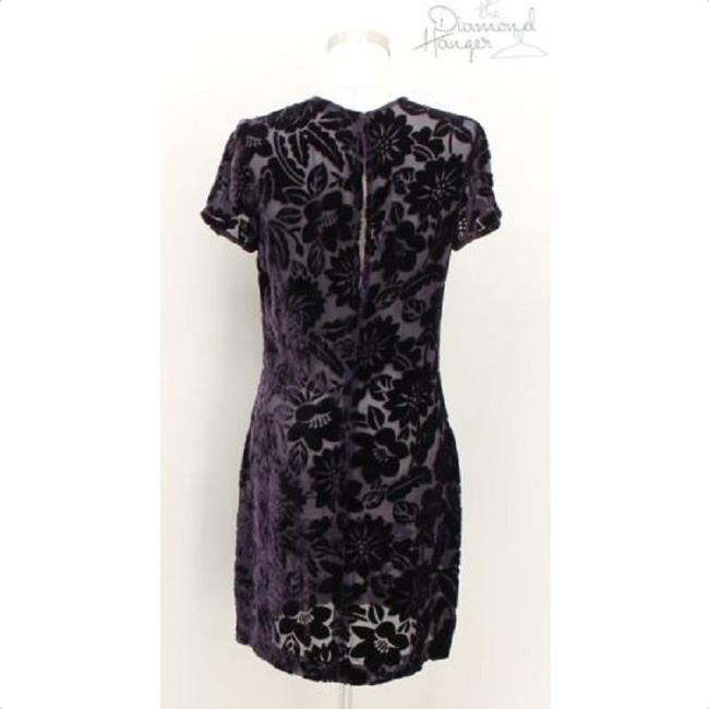 Andrea Polizzi short dress Purple on Tradesy Image 2