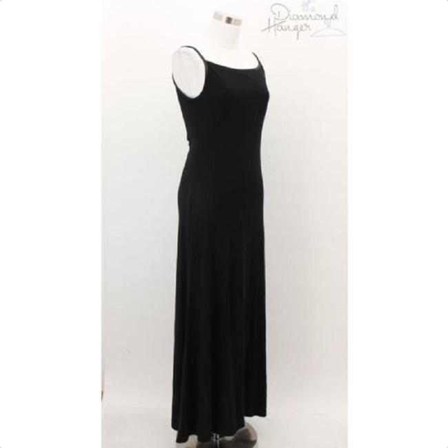 Black Maxi Dress by Lauren Ralph Lauren Image 1