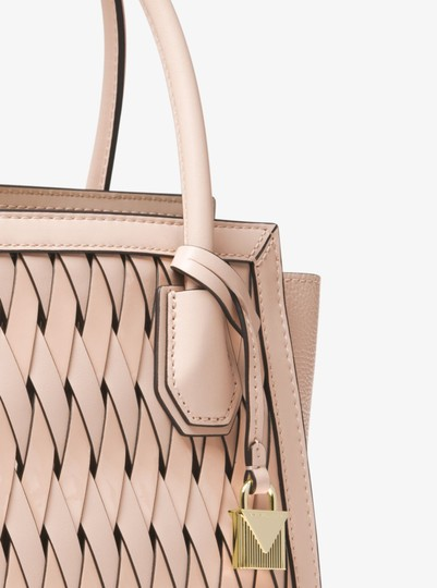 Michael Kors Satchel in PINK Image 5