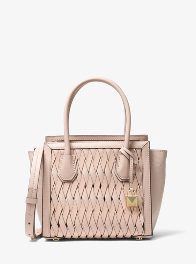 Michael Kors Satchel in PINK Image 8