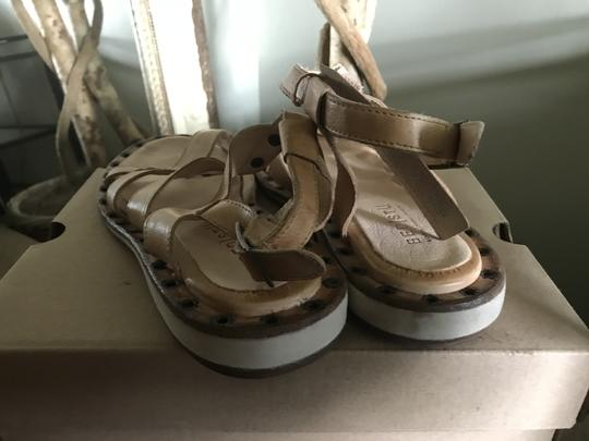 Bed|Stü Leather Sand Sandals Image 1