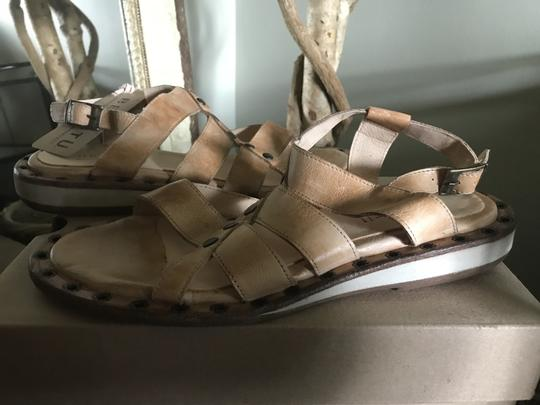 Bed|Stü Leather Sand Sandals Image 3