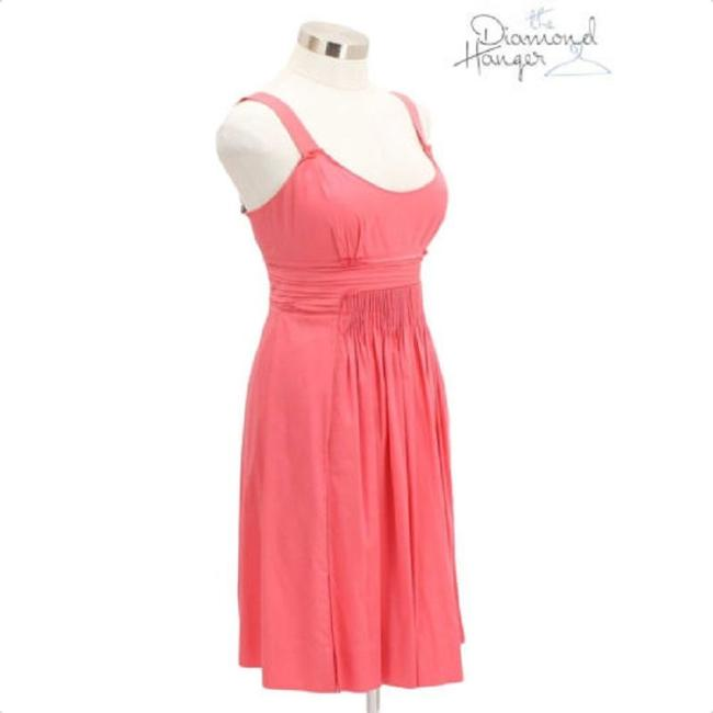 Elie Tahari short dress Pink on Tradesy Image 1