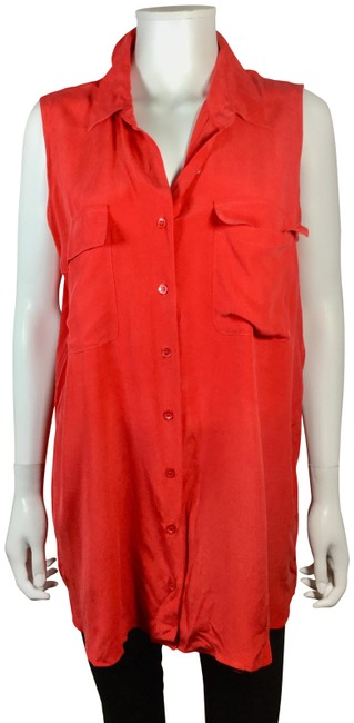 Preload https://img-static.tradesy.com/item/23590764/equipment-red-femme-silk-sleeveless-blouse-button-down-top-size-12-l-0-1-650-650.jpg