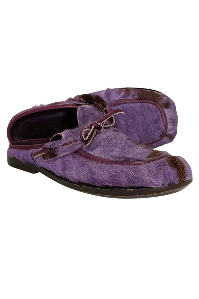 WOMEN Marni Marni Marni Purple Mules/Slides durable 49f440