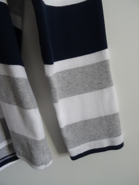 Tommy Hilfiger T Shirt Navy blue and white Image 3