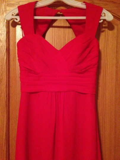 Other Red 4148 Dress