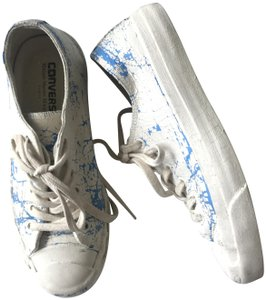 Maison Margiela Converse Sneakers Chucktaylor Jackpurcell Blue Athletic