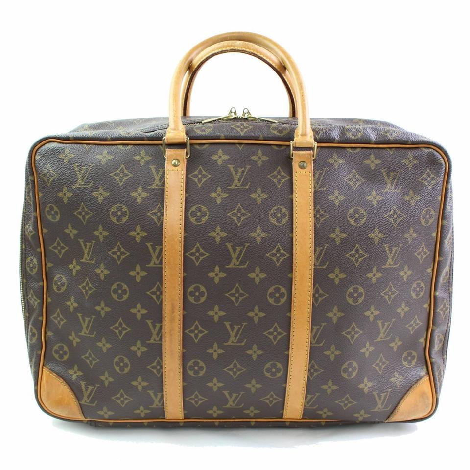 Louis Vuitton Sirius 45 Luggage Keepall M41408 Monogram Travel Bag
