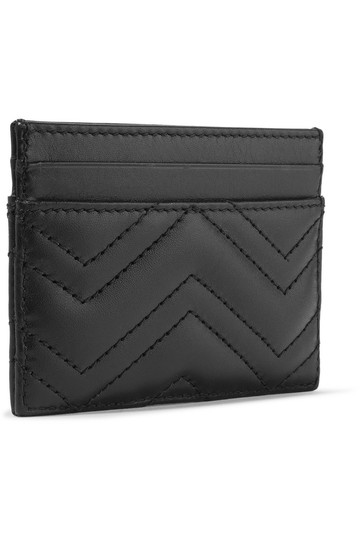 Gucci Gucci Marmont GG Card Case Card Holder Image 1