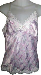 Other Camisole Lace Top White