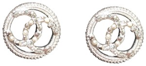 Chanel Chanel Stud Earrings