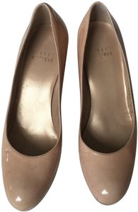 Stuart Weitzman Office Date Night Formal Nude Pumps