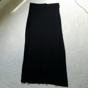 Outback Red Maxi Skirt Black