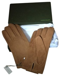 Longchamp Authentic Longchamp Gloves Size 7.5 Pigskin Leather