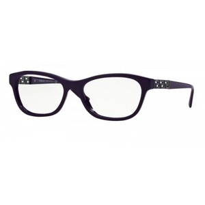 Versace VE3212BA-5064 Oval Women's Violet Frame Genuine Eyeglasses NWT