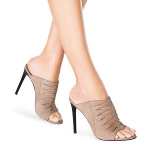 Tamara Mellon Nude Sandals