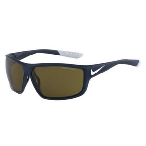Nike EV0865-002 Ignition Men's Grey Frame Green Lens Genuine Sunglasses